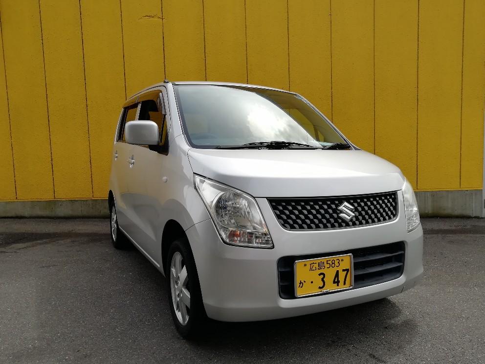 スズキ ワゴンR FX-Sリミテッド 21年式 コミコミ 27万円